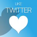Likes per Twitter